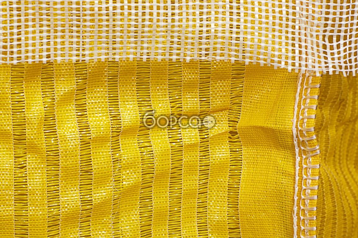 Ткань вентилируемая желтая