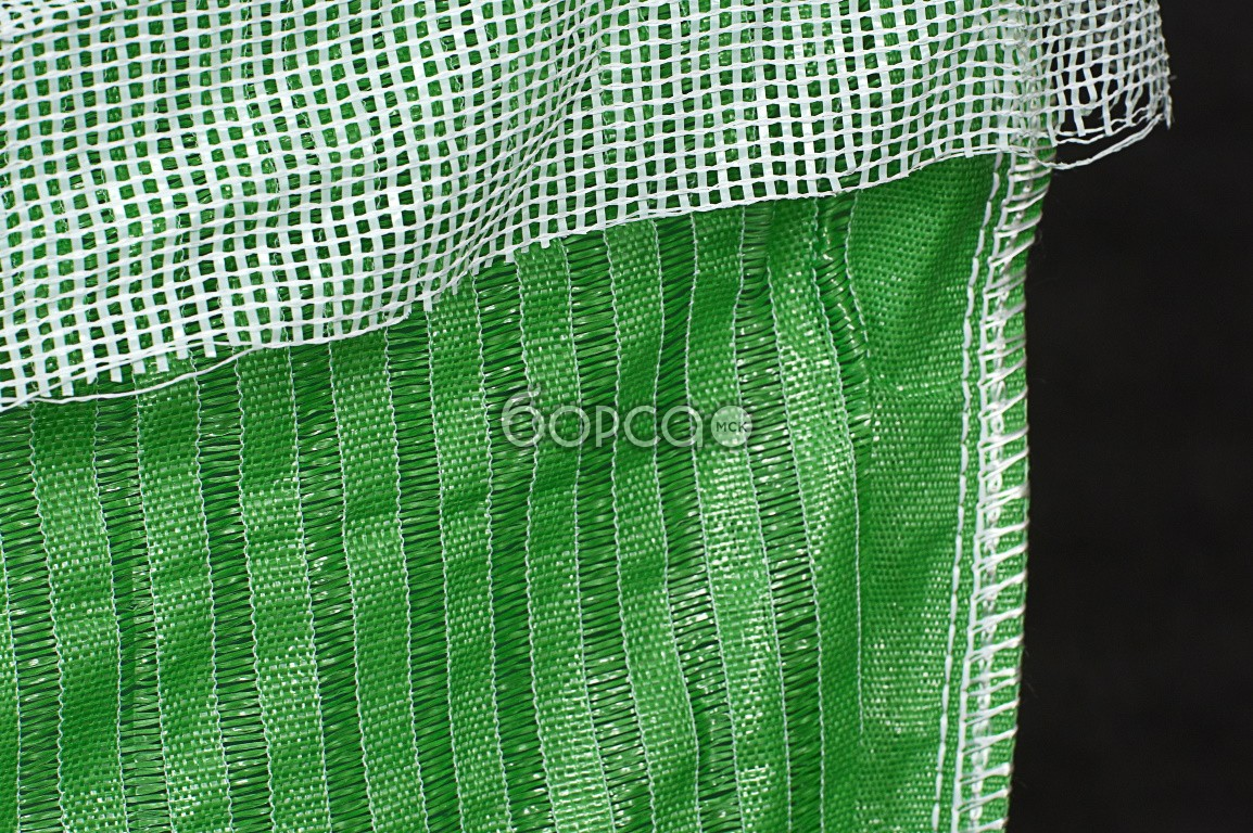 Ткань вентилируемая зелёная